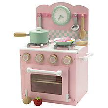 Buy Le Toy Van Honeybake Kitchen Set Online at johnlewis.com