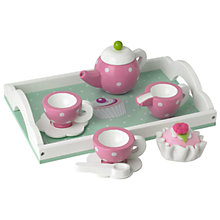Buy Le Toy Van Honey Bake Tea Set Online at johnlewis.com