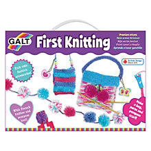 Buy Galt First Knitting Online at johnlewis.com