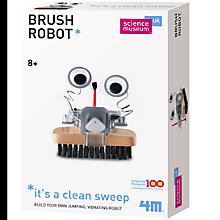 Buy Science Museum Brush Robot Online at johnlewis.com