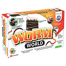 Buy My Living World Worm World Online at johnlewis.com