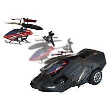 Buy Silverlit Infrared Heli Racer Online at johnlewis.com