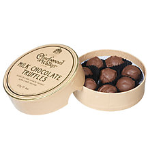 Buy Charbonnel et Walker Milk Chocolate Truffles, 110g Online at johnlewis.com