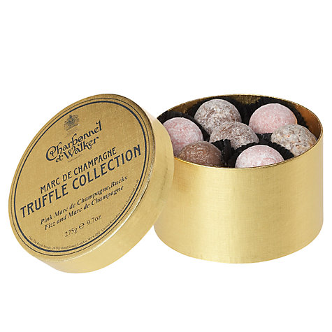 Buy Charbonnel et Walker Assorted Champagne Truffles, 275g Online at johnlewis.com