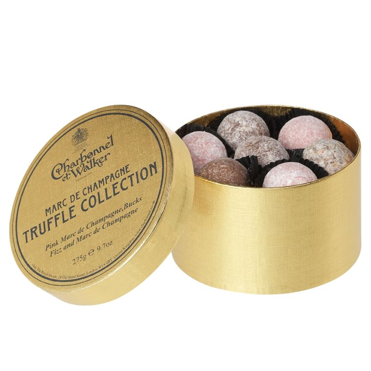 Charbonnel Et Walker Assorted Champagne Truffles, 275g
