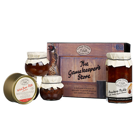 Buy Cottage Delight The Gamekeeper's Store Box Online at johnlewis.com