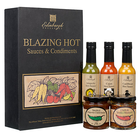 Buy Edinburgh Preserves Blazing Hot Box, 730g Online at johnlewis.com