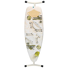 Buy Brabantia Dinner Ironing Board with Heat Pad, 135 x 45cm Online at johnlewis.com