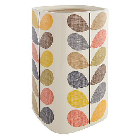 Buy Orla Kiely Multi Stem Bread Bin Online at johnlewis.com