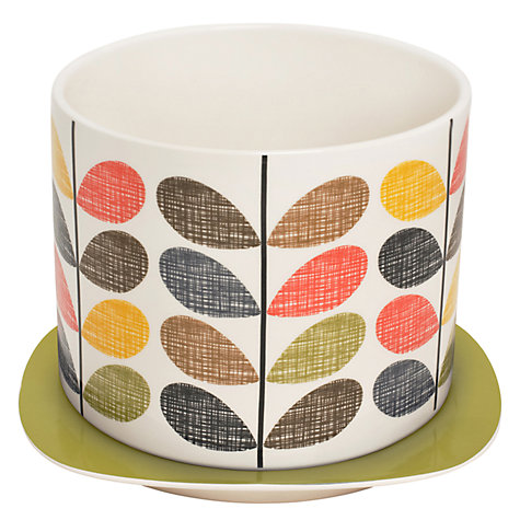 Buy Orla Kiely Multi Stem Herb Pot Online at johnlewis.com