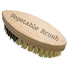 Buy Redecker Vegetable Brush Online at johnlewis.com