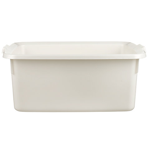 Buy John Lewis The Basics Butler Bowl Online at johnlewis.com