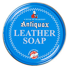 Buy Antiquax Soap for Leather Online at johnlewis.com