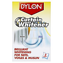 Buy Dylon Curtain Whitener, x3, 50ml Online at johnlewis.com