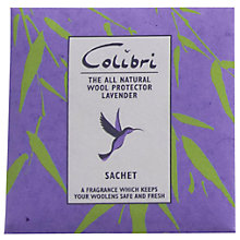 Buy Himalaya Lavender Anti Moth Sachets/ Wool Protector, x3 Online at johnlewis.com