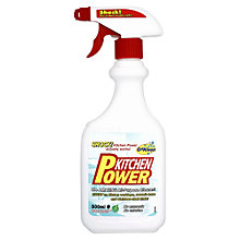 Buy Ozkleen Kitchen Power Spray, 0.5L Online at johnlewis.com