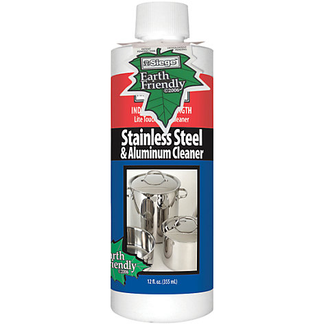 Buy Siege Stainless Steel & Aluminium Cleaner Online at johnlewis.com