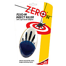 Buy Gotcha Zeroin Plug Insect Killer Online at johnlewis.com
