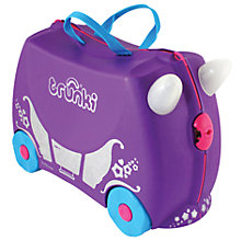 Buy Trunki Penelope the Princess Carriage, Purple Online at johnlewis.com