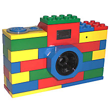 "Buy Lego Digital Camera, 3MP, 4x Digital Zoom, 1.5"" LCD Screen, Multi Online at johnlewis.com"