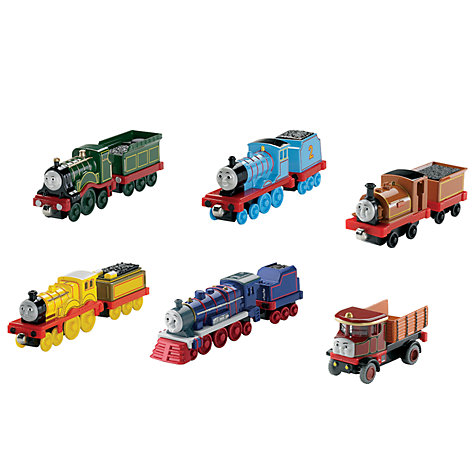Buy Thomas the Tank Engine Take-n-Play: Medium Sized Engine, Assorted Online at johnlewis.com