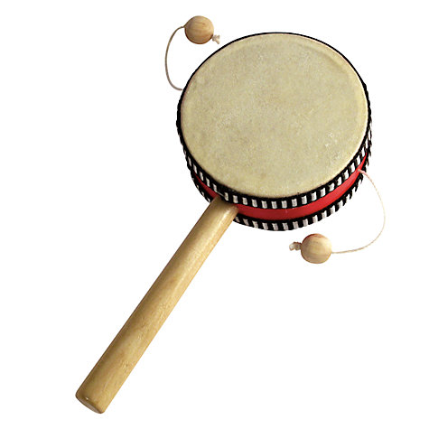 Buy House of Marbles Monkey Drum Online at johnlewis.com