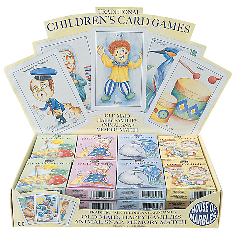 Buy Traditional Card Game, Assorted Online at johnlewis.com