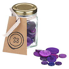 Buy The Button Company Button Jar Online at johnlewis.com