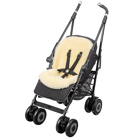 Buy John Lewis Car Seat and Pushchair Lambskin Liner Online at johnlewis.com