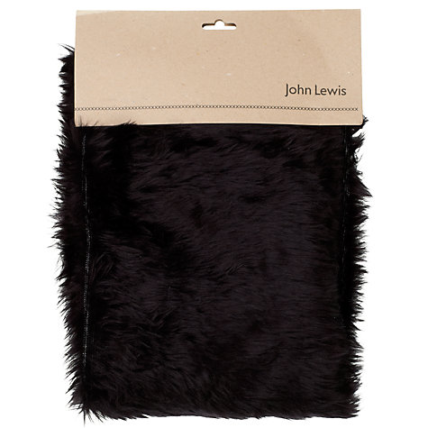 Buy John Lewis Faux Fur Hangsell Online at johnlewis.com