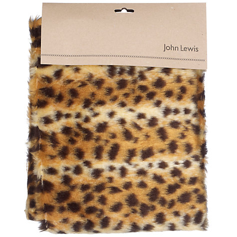 Buy John Lewis Fur, Baby Cheetah Online at johnlewis.com