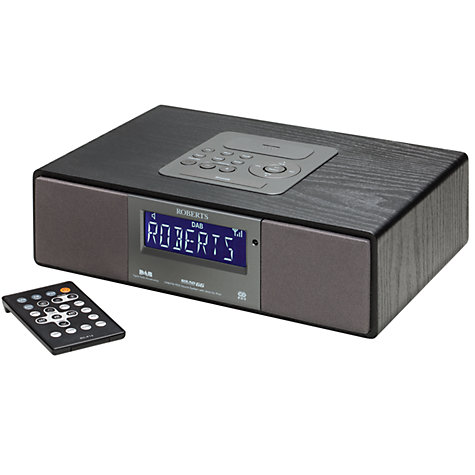 Buy ROBERTS SOUND 66 DAB/iPod Dock Radio Online at johnlewis.com