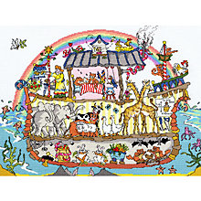 Buy Noah's Ark Embroidery Kit Online at johnlewis.com