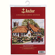 Buy Village of Welford Cross Stitch Kit Online at johnlewis.com