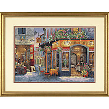 Buy European Bistro Cross Stitch Kit Online at johnlewis.com