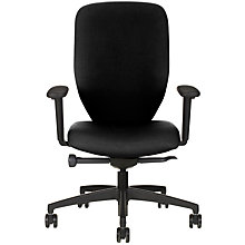 Buy Boss Design Lily Office Chairs, Plain Online at johnlewis.com
