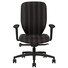 Buy Boss Design Lily Office Chairs, Stripe Online at johnlewis.com