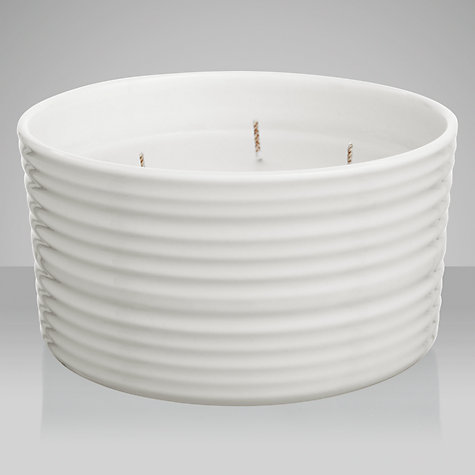 Buy Sophie Conran for Portmeirion Laughter Candle, Large Online at johnlewis.com
