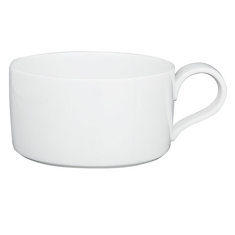 Buy Villeroy & Boch Modern Grace Tea Cup, 0.23L, White Online at johnlewis.com