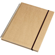 Buy John Lewis A4 Noteboook Online at johnlewis.com