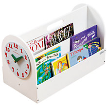 Buy Tidy Books Tidy Box, White Online at johnlewis.com