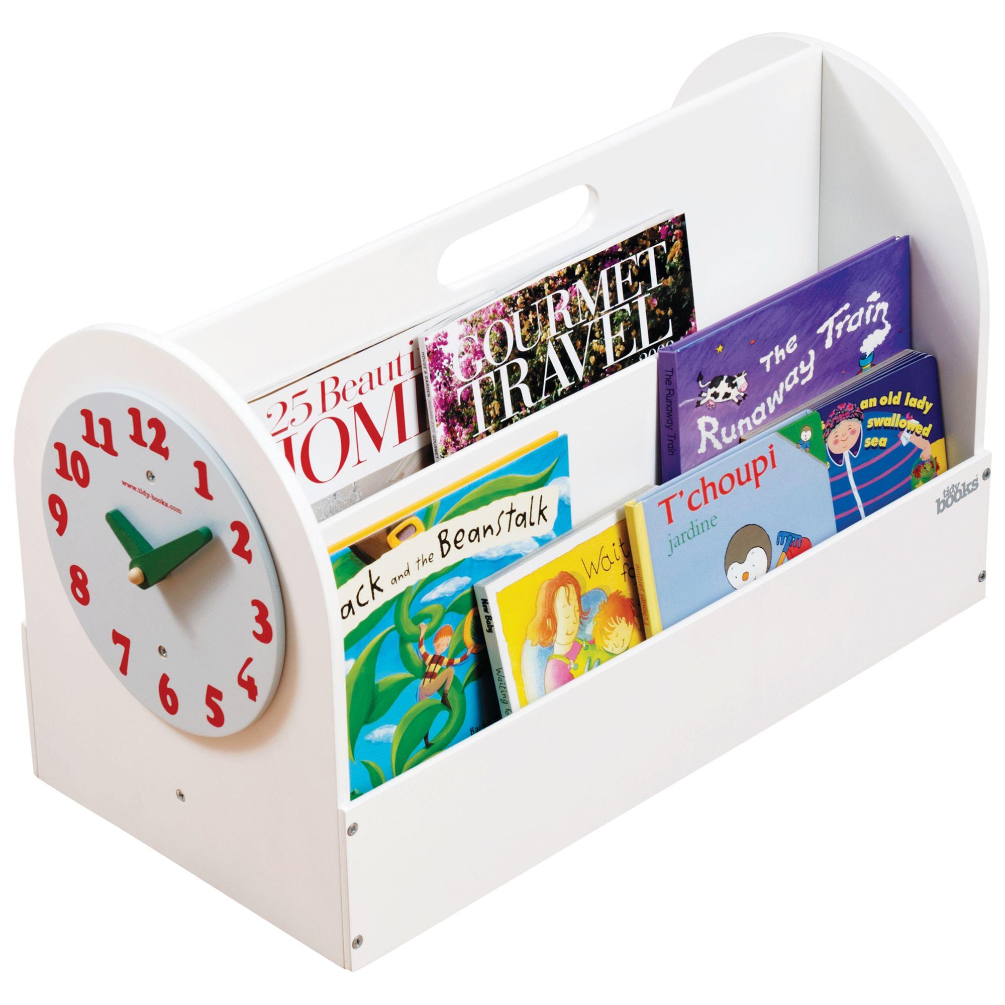 Tidy Books Tidy Books Tidy Box, White