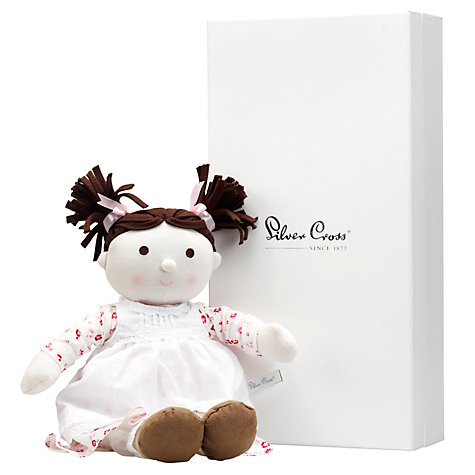 Buy Silver Cross Bronte Ragdoll Online at johnlewis.com