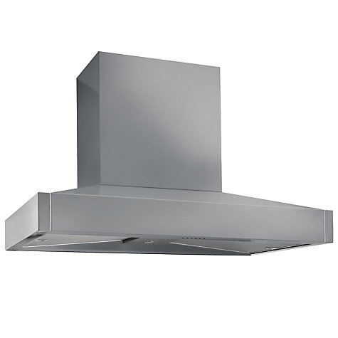 Buy Mercury MHDPC1100SS Chimney Cooker Hood, Stainless Steel Online at johnlewis.com