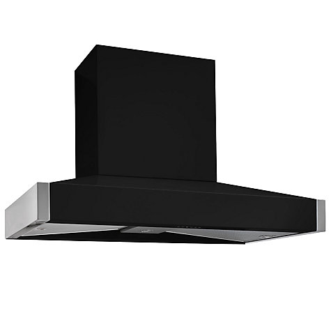 Buy Mercury MHDPC1100LQ Chimney Cooker Hood, Black Online at johnlewis.com