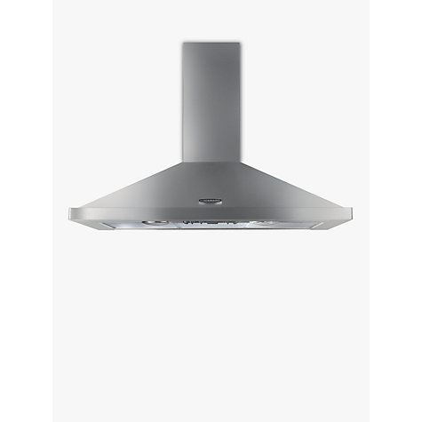 Buy Rangemaster LEIHDC90SC Chimney Cooker Hood, Stainless Steel Online at johnlewis.com