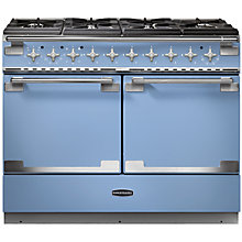 Buy Rangemaster Elise SE 110 Dual Fuel Cooker, Blue Online at johnlewis.com
