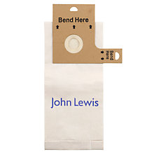 Buy John Lewis JL82 Dust Bags, Pack of 5 Online at johnlewis.com