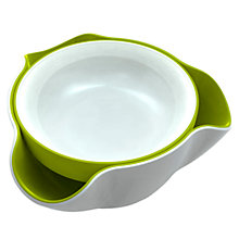 Buy Joseph Joseph, Double Dish, White and Green Online at johnlewis.com