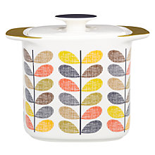 Buy Orla Kiely Multistem Composter, Multi, 4L Online at johnlewis.com